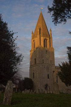 Barnack Church Tower