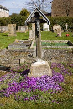 Barnack Cemetery